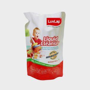 LuvLap Liquid Cleanser For Feeding Bottles 1000 ml
