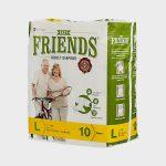 Friends Adult Diapergreen