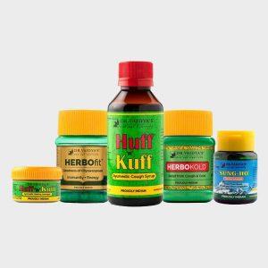 Viral Immunity Pack – Ayurvedic Medicine for Viral Infection