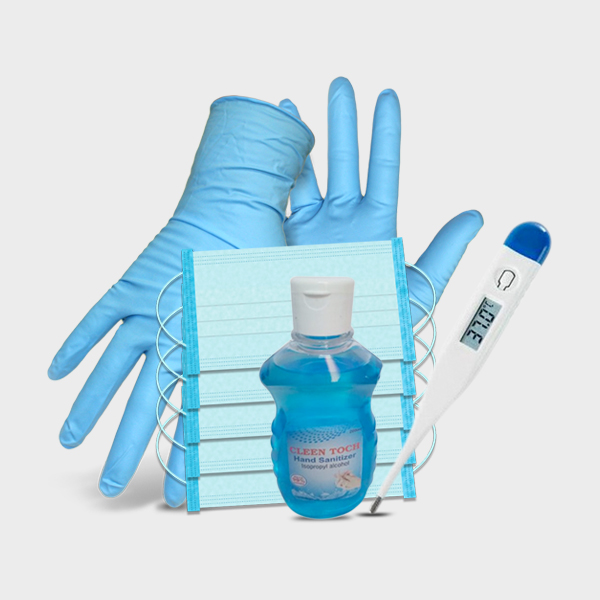 Viral infection Protective Health kit for home use