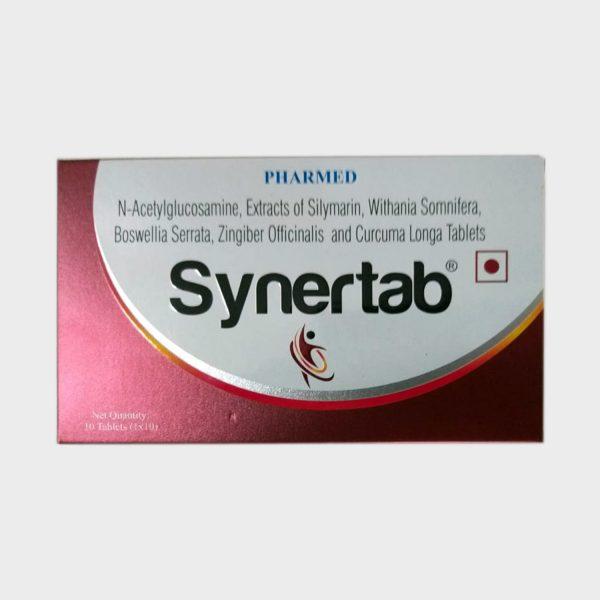 Pharmed Synertab 10 Tablets