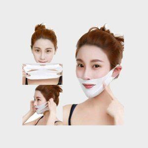 Double V Face Hanging Ear Face Paste Hydrogel Mask +40pc Face V Shaper Facial Slimming Sticker
