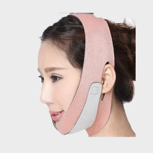 V Shape Women's Double Colour Anti Ageing Face Slimming