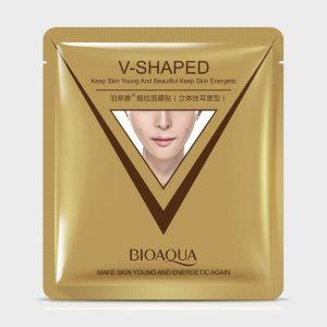 3D Facial Mask V Line Slimming Lifting Shaping Whitening Moisturizing Brighten Mask