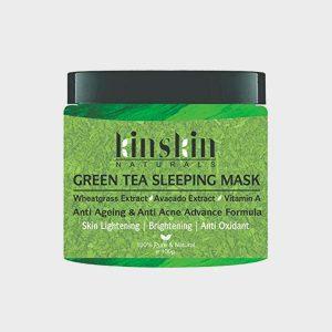 Kinskin Naturals Green tea face mask
