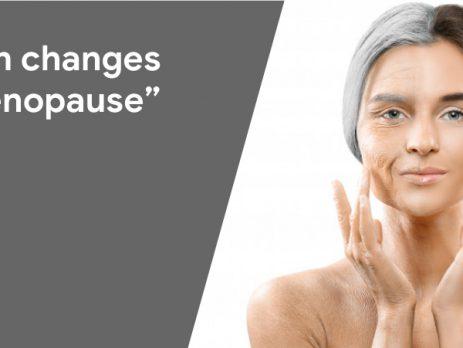 skin care in meno pause