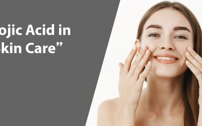 kojic acid in skin care treatment