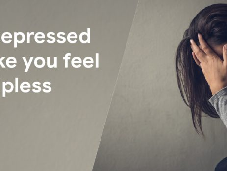 depressed feeling tips to overcome