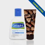 Cetaphil + Chocolate