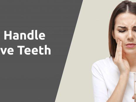 tips for sensitive teeth