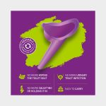 PeeBuddy Reusable Female Urination Device – 1 Unit_3