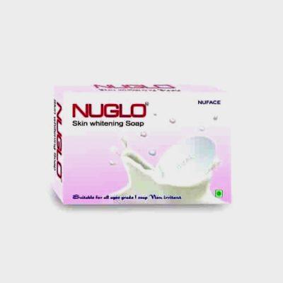 nuglo skin whitening soap online shopping