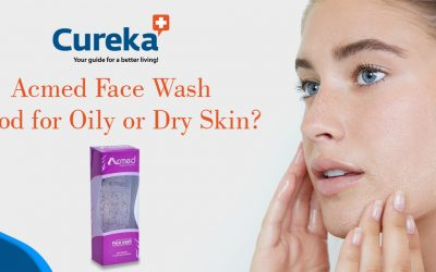 acmed face wash for oily or dry skin